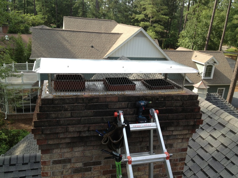 Chimney Treatment After